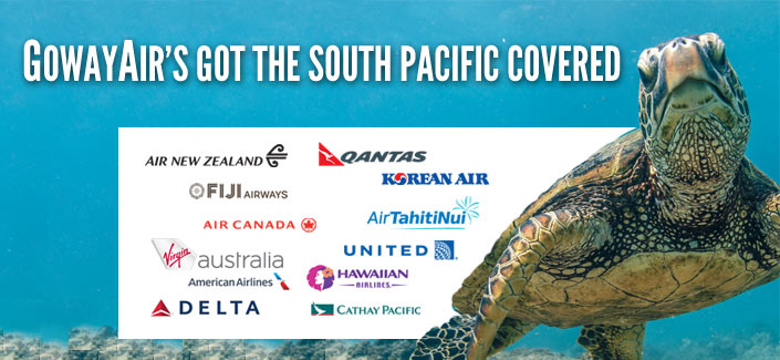 Sout Pacific Partners by Gowayair